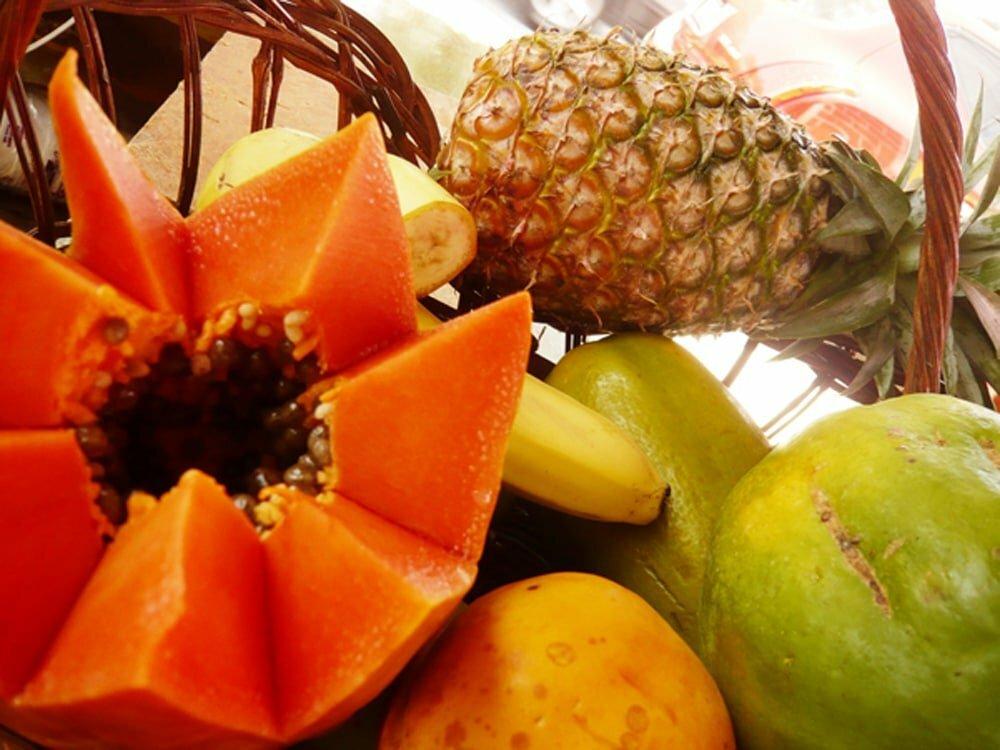 Puerto-Morelos-Mexico-Fruit - Food Gypsy