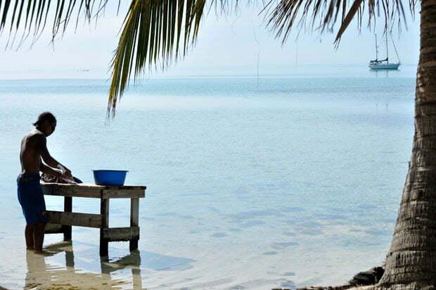 Glovers Reef, Belize - Food Gypsy