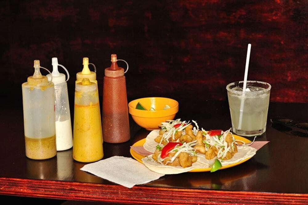 Paskayitos, Shrimp Tacos - Food Gypsy