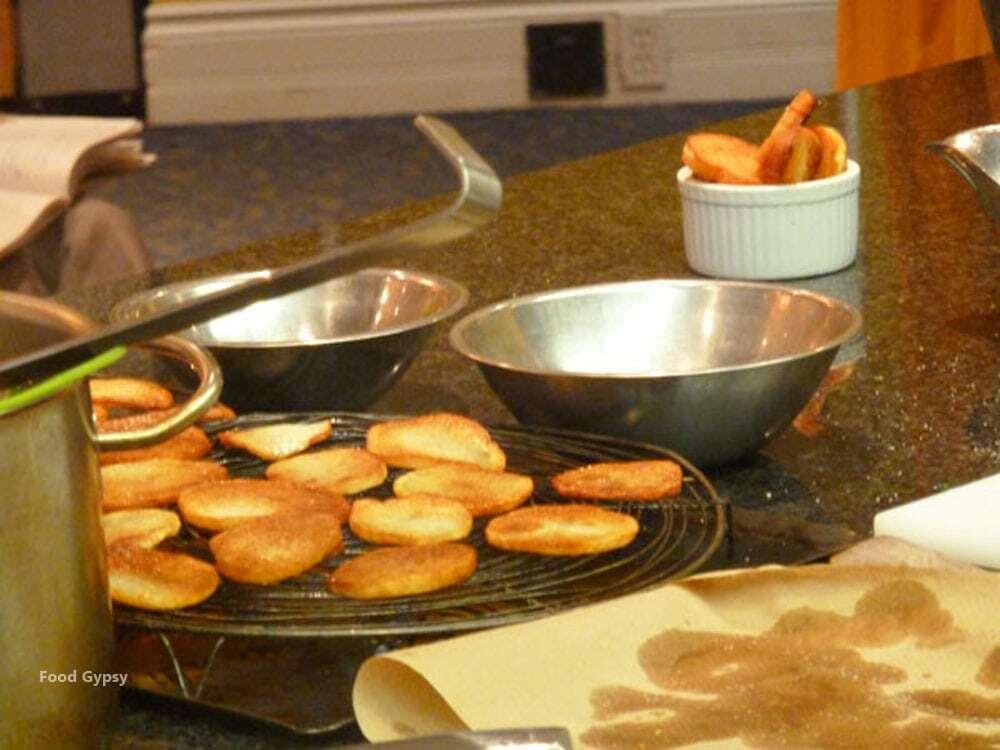 Duck Fat, Le Cordon Bleu Ottawa - Food Gypsy