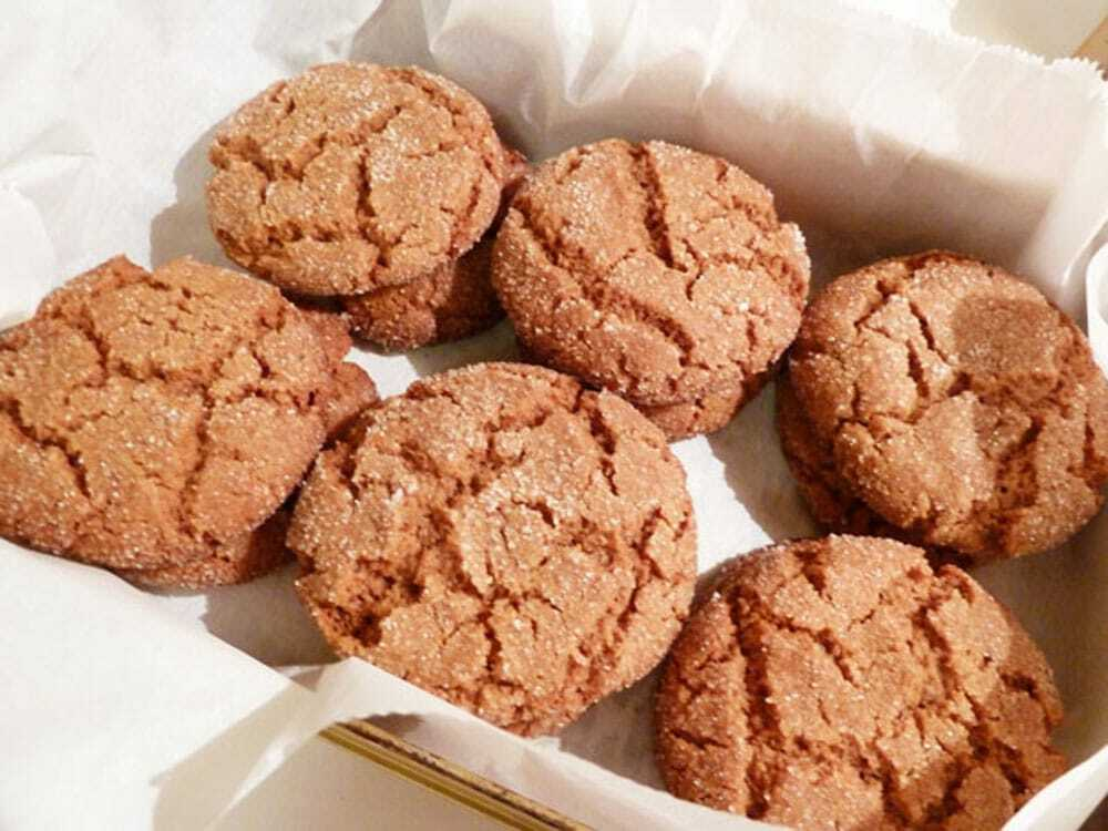 Ginger-Sparkle-Cookies - Food Gyspy