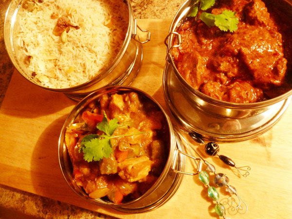Gypsy Cooking, Bollywood Valentine's