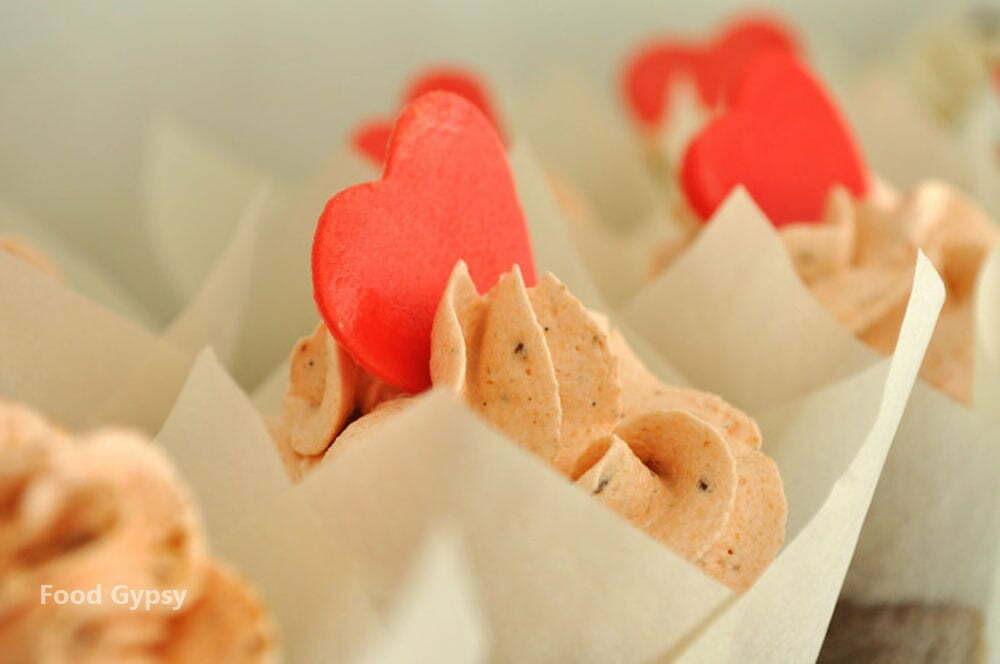 Thimble Cakes, Chia Cupcake - Food Gypsy