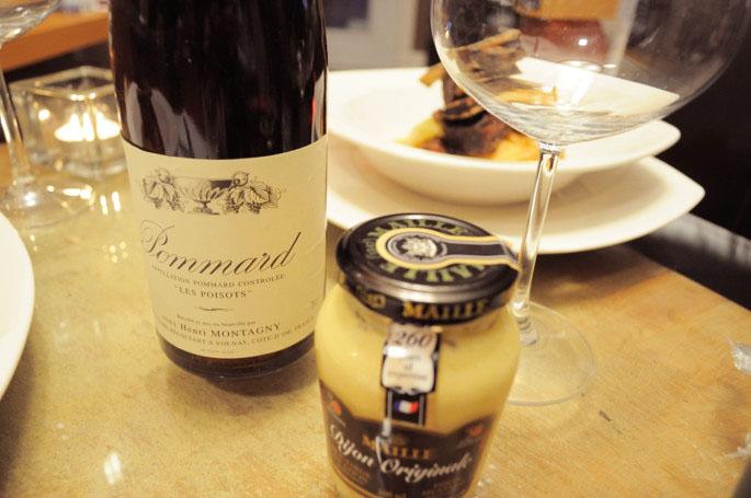 Wine & Mustard