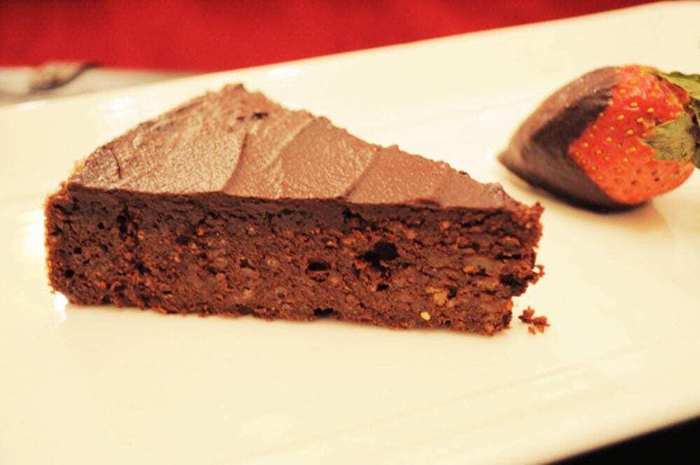 Chocolate Whiskey Cake - Food Gypsy