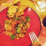 Mango Curry Chicken - Food Gypsy