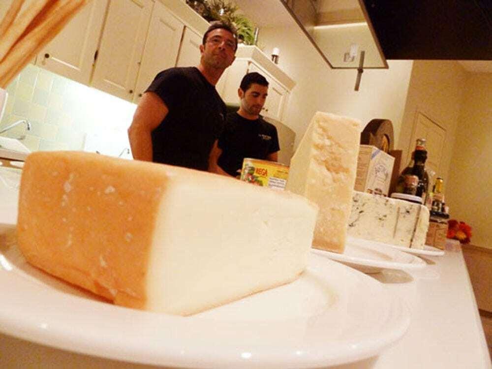 Wine & Cheese, Italy - Food Gypsy