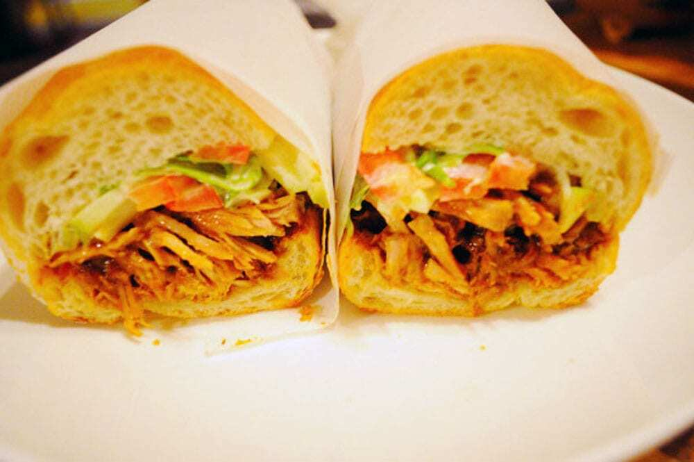 Pulled Pork Po Boy - Food Gypsy