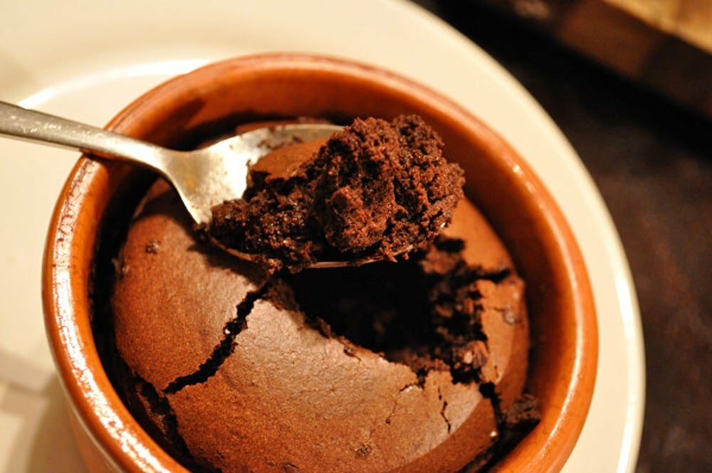 Chipolte Chocolate Souffle - Food Gypsy