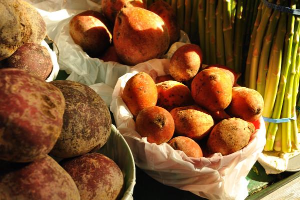 Beets, at Market - Food Gypsy