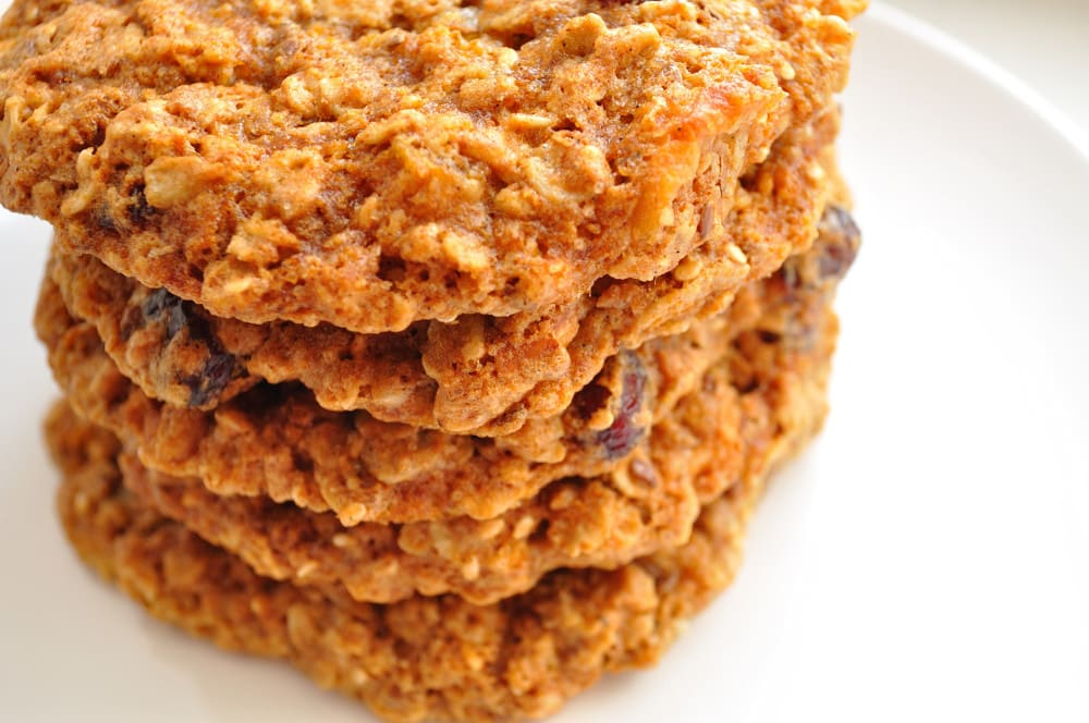 Granola Breakfast Cookies - Food Gypsy