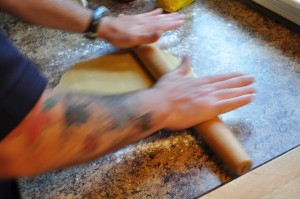 Roll your dough - Food Gypsy