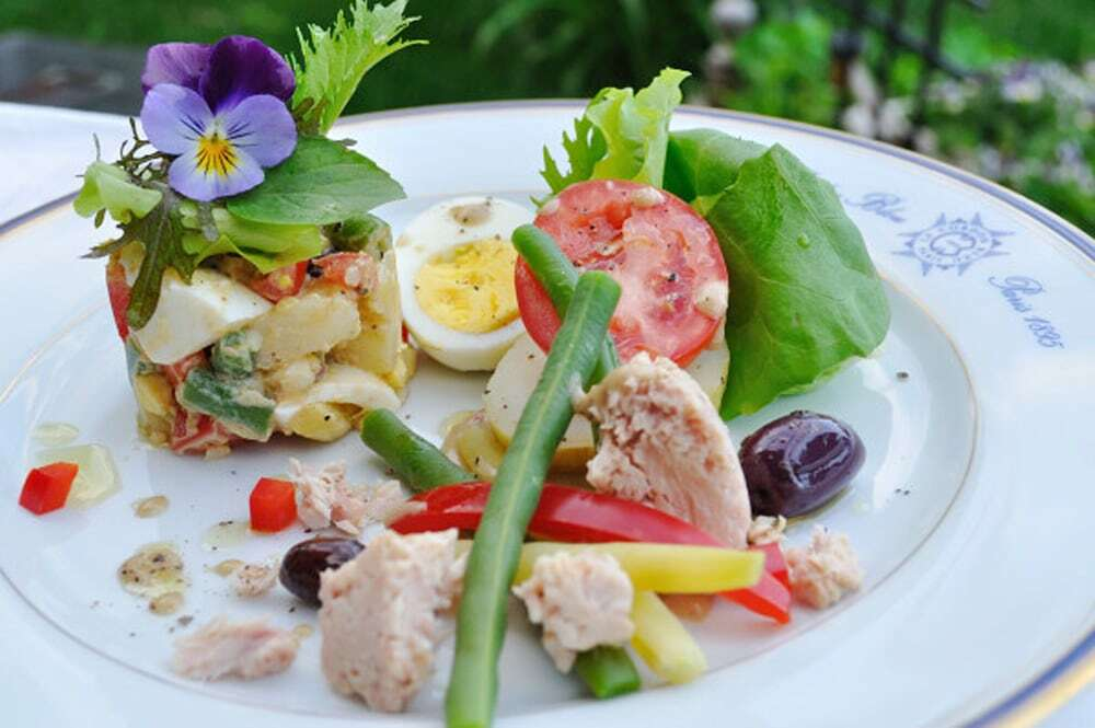 Salade Nicoise - Food Gypsy