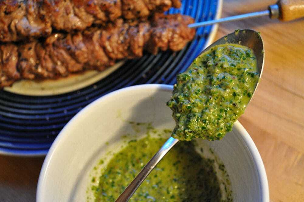Chimichurri Sauce - Food Gypsy