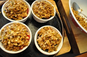 Crumble Topped - Food Gypsy