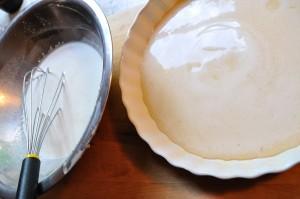 Custard crust - Food Gypsy