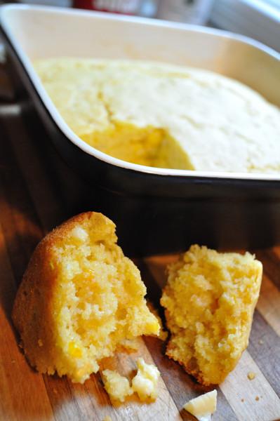 Fresh Summer Cornbread & Butter - Food Gypsy