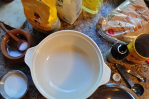 Mom's Chocolate Pudding Cake, Ingredients - Food Gypsy