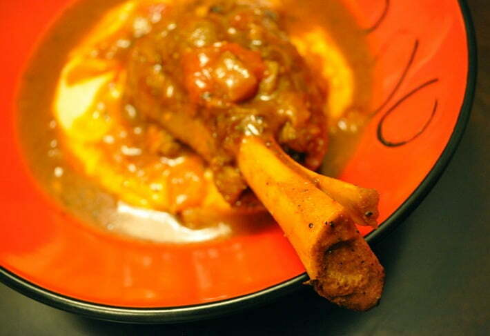 Moroccan Inspired Lamb Shanks - Food Gypsy