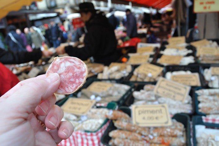 The Market, Dijon, France - Food Gypsy