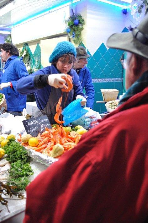 Picking up a feast - Food Gypsy