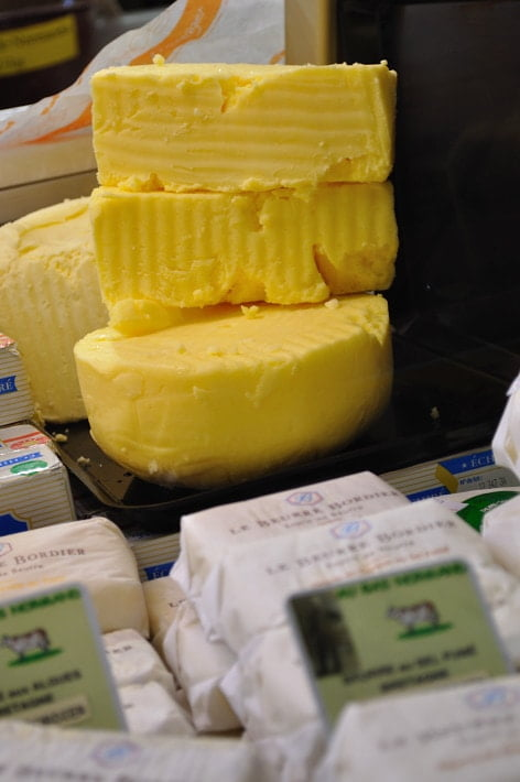 The beauty of butter, Dijon - Food Gypsy