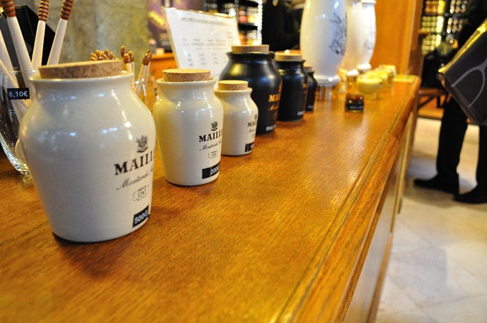 Mustard Samples, Maille Store - Food Gypsy