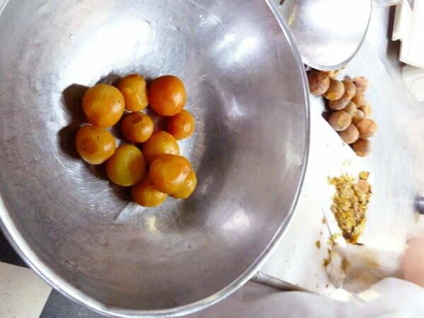 Peeling Golden Beets - Food Gypsy