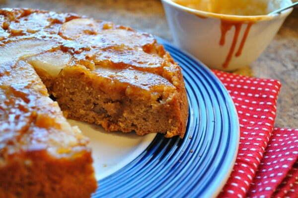 Apple Upside Down Cake - Food Gypsy