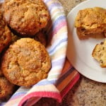 Rhubarb Muffins - Food Gypsy