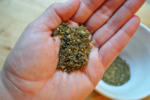 Za'atar Spice - Food Gypsy