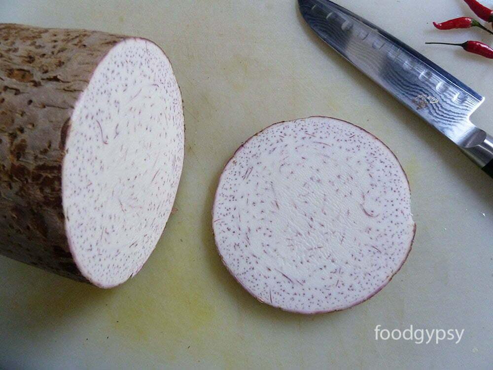 Taro Root - Food Gypsy