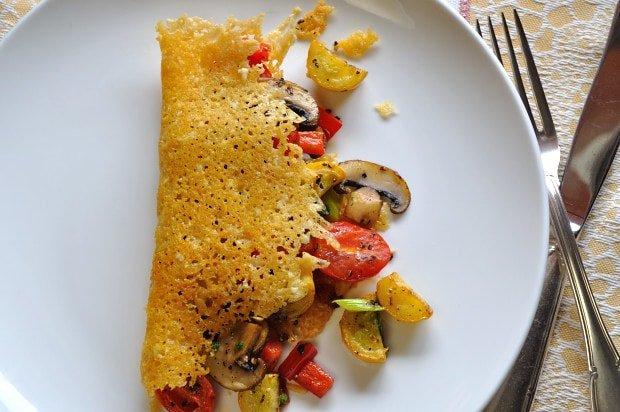 Fricco Omelette, Food Gypsy