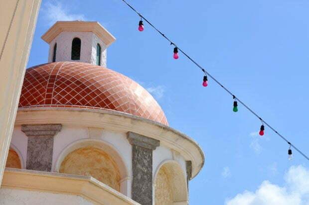 Church, Puerto Morelos Mexico - Food Gypsy