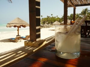 Lime... and tequila, Talum Mexico - Food Gypsy