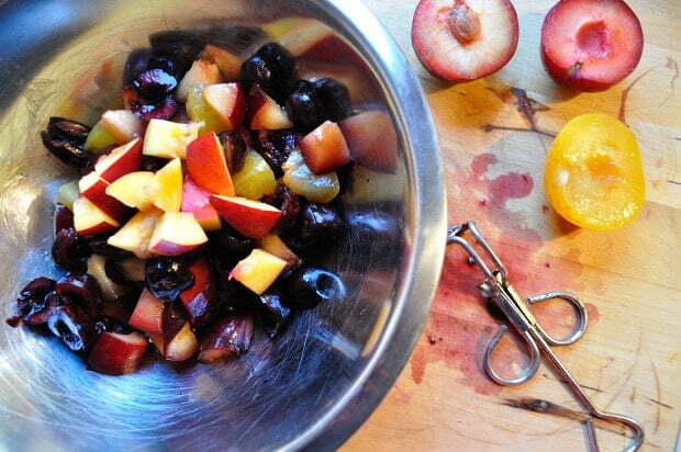 Fresh, cut fruit - Food Gypsy