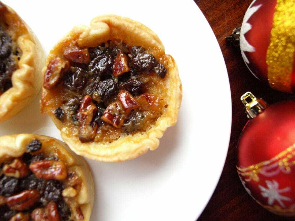 Mom's Boozy Butter Tarts - Food Gypsy
