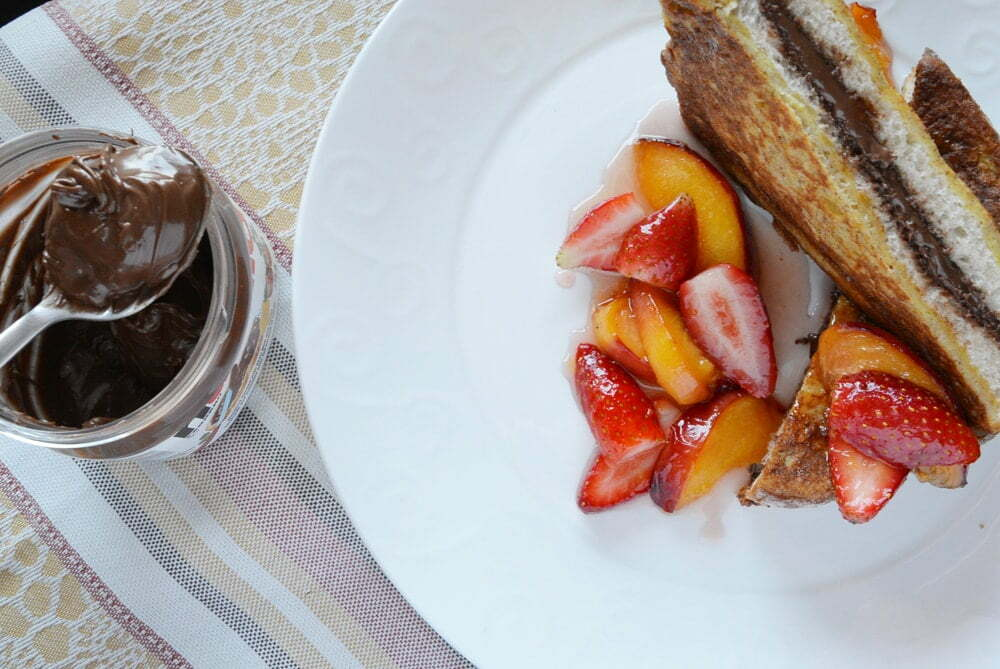 Nutella French Toast - Food Gypsy