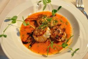 Scallops, Mateus - Food Gypsy