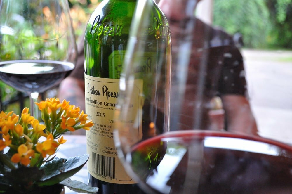 Chateau Pipeau, Saint Emilion Grand Cru 2005 - Food Gypsy