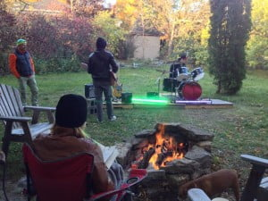 Backyard gig - Food Gypsy