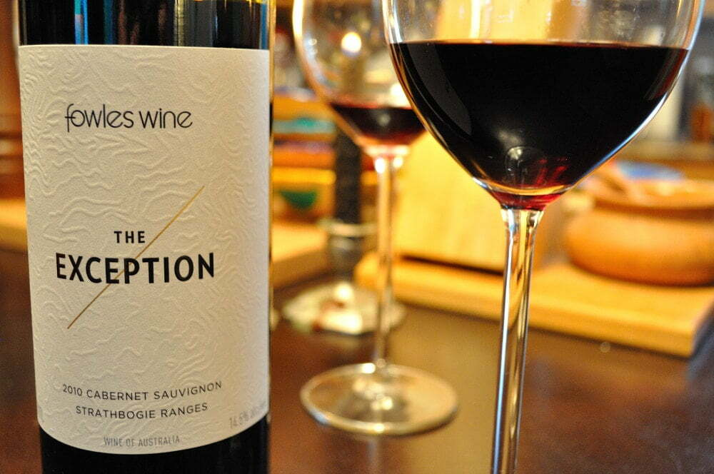 Fowles Wine The Exception 2010 - Food Gypsy