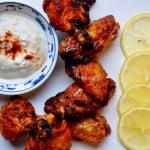 Tandoori Chicken Wings - Food Gypsy