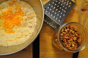 Orange Date Pumpkin Bread, Ingredients - FG