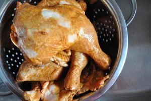 Tea Brined Chicken - Food Gypsy