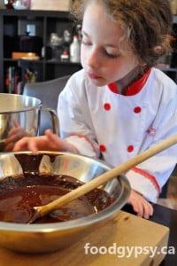 Chocolate Torte, tester - FG