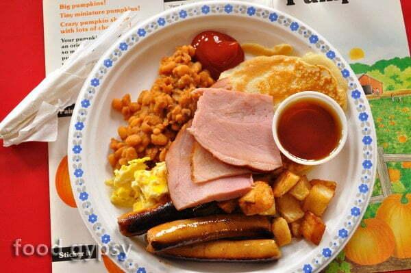 Proulx Farms, Breakfast - FG