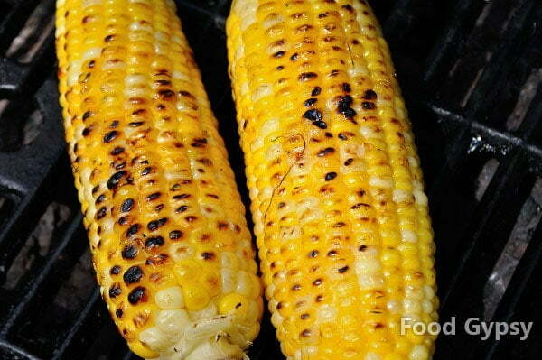 Grilled Corn - FG
