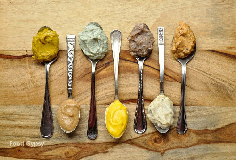 50 Shades Of Mayonnaise, Lead - Food Gypsy