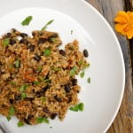 Cuban Rice and Beans - Food Gypsy